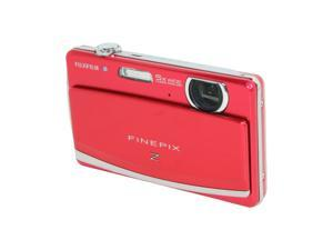 FUJIFILM Z90 Red 14.2 MP 28mm Wide Angle Digital Camera