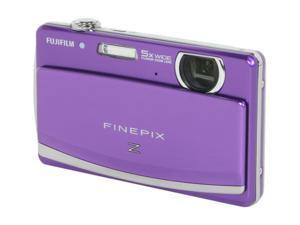 FUJIFILM Z90 Purple 14.2 MP 28mm Wide Angle Digital Camera