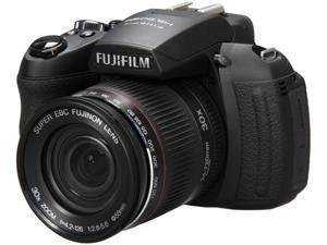 FUJIFILM HS20EXR 600011622 Black 16.0 MP 24mm Wide Angle Digital Camera