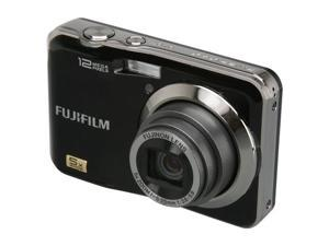 FUJIFILM FinePix AX200 Black 12.2 MP Digital Camera