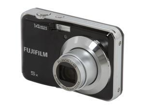 FUJIFILM AX300 16109884 Black 14.0 MP Wide Angle Digital Camera