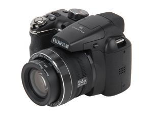 FUJIFILM S4200 Black 14.0 MP Wide Angle Digital Camera