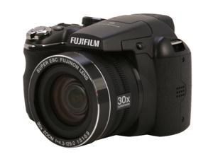 FUJIFILM S4500 16202014 Black 14.0 MP Wide Angle Digital Camera