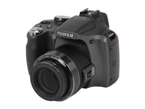 FUJIFILM SL300 16206450 Black 14.0 MP Wide Angle Digital Camera