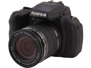 FUJIFILM FinePix HS35EXR 16286187 Black 16 MP 24mm Wide Angle Digital Camera