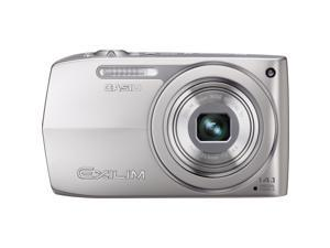 CASIO EXILIM EX-Z2000 Silver 14 MP 26mm Wide Angle Digital Camera