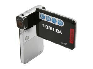 "Toshiba  CAMILEO S30 (PA3893U-1CAM)  Black  3"" touch  LCD Full HD  Camcorder"