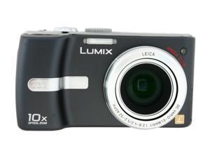 Panasonic DMC-TZ1 Black 5.0 MP Digital Camera