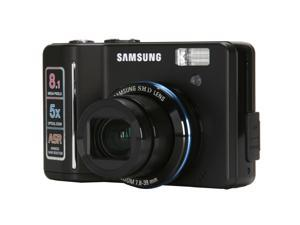 SAMSUNG S850 Black 8.1 MP Digital Camera