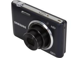 SAMSUNG ST150F EC-ST150FBPBUS Black 16.2 MP Digital Camera