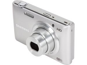 SAMSUNG ST150F EC-ST150FBPSUS Silver 16.2 MP Digital Camera