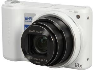 SAMSUNG WB250F White Digital SLR Camera