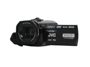 JVC Everio GZ-HD6 Black 120GB Hard Disk High Definition Camcorder