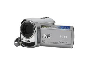 JVC Everio GZ-MG330 Silver 30GB Hard Disk Digital Camcorder