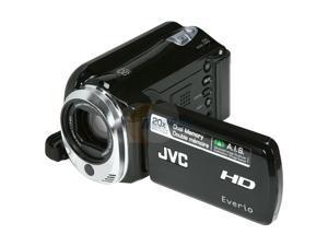 JVC Everio GZ-HD500 Black 80GB HDD Full HD Camcorder