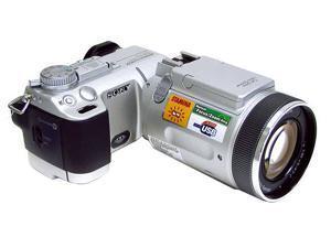 SONY DSC-F717 Silver 5.0MP Digital Camera