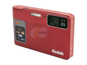 Kodak M590 Red 14 MP Digital Camera