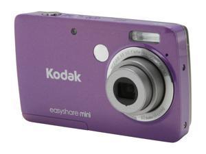 Kodak M200 CAT 1944685 Purple 10.0 MP Wide Angle MINI Camera