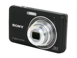 SONY Cyber-shot DSC-W310 Black 12.1 MP 28mm Wide Angle Digital Camera