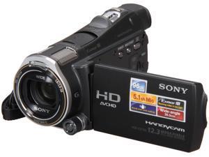 SONY HDRCX700V Black Full HD HDD/Flash Memory Camcorder