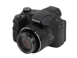SONY Cyber-shot DSC-HX200V/B Black 18 MP Digital Camera