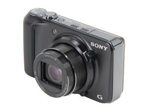 SONY DSCHX10V/B Black 18 MP Digital Camera