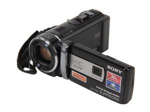 "SONY HDR-PJ200/B 1/5.8"" CMOS 2.7"" LCD 25X Optical Zoom Full HD Camcorder (Black)"