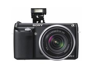 SONY NEX-F3K Black Digital SLR Camera