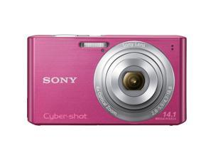 SONY DSC-W610 Pink Digital SLR Camera