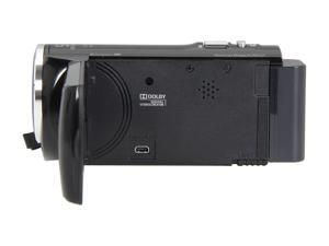 SONY HDR-CX290/B Black Full HD HDD/Flash Memory Camcorder