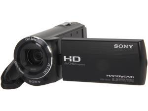 SONY HDR-CX220/B Black Full HD Camcorder