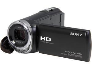 SONY HDR-CX330/B Black Full HD HDD/Flash Memory Camcorder
