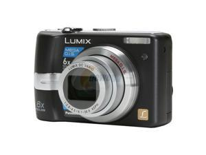 Panasonic DMC-LZ7K Black 7.2 MP Digital Camera