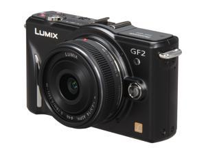 Panasonic DMC-GF2-ck Black Digital SLR Camera