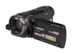 Panasonic HDC-TM900K Black High Definition HDD/Flash Memory Camcorder