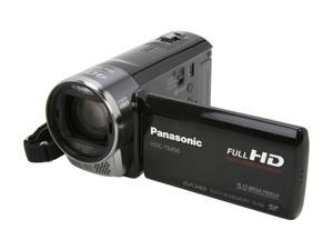 Panasonic HDC-TM90K Black High Definition HDD/Flash Memory Camcorder