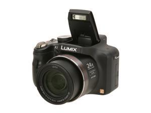 Panasonic Lumix DMC-F47K Digital Camera with Full HD Video Recording. Black