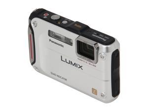 "Panasonic LUMIX DMC-TS4S Silver 12.1 MP 2.7"" 230K Action Camera"