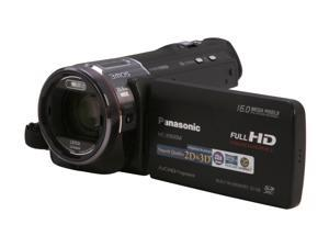 Panasonic HC-X900MK Black Full HD Flash Memory Camcorder