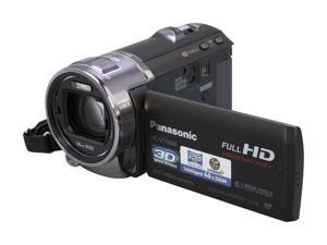 Panasonic HC-V700MK Black&Silver Full HD Flash Memory Camcorder