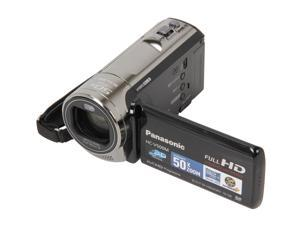 Panasonic HC-V500MK Black Full HD Flash Memory Camcorder