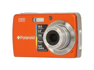 Polaroid t1031 Orange 10.0 MP Digital Camera