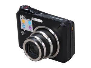 GE A1455 Black 14.1 MP Digital Camera