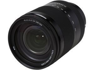 SONY SEL24240 SEL24240 FE 24-240mm F3.5-6.3 OSS Full-frame Zoom Lens Black