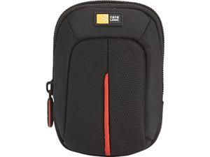 Case Logic DCB-301 Carrying Case for Camera - Black