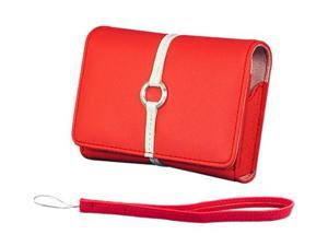 Norazza AC12183 Pink Salmon Digital Accessory Clutch