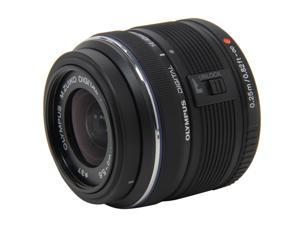 OLYMPUS V314050BU000 M.ZUIKO DIGITAL ED 14-42mm f3.5-5.6 II Lens (Black)