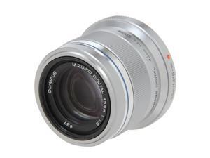 OLYMPUS V311030SU000 M. Zuiko Digital ED 45mm f1.8 Lens Silver