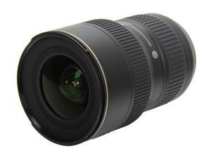 Nikon 2182 16-35mm F4G ED VR Lens Black
