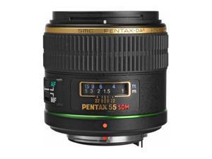 PENTAX smc DA* 55mm f/1.4 SDM Lens